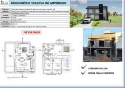 Casa à venda com 3 dormitórios em Santa cruz, Gravataí cod:339134
