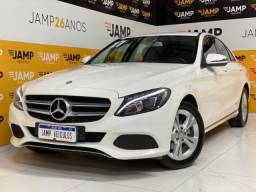Mercedes-Benz C-180 Avantgarde CGI 1.6 Flex Automática 2017