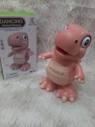 Dinossauro dançarino