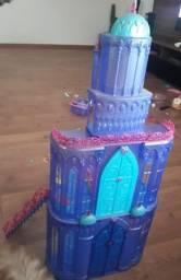Castelo barbie princesas