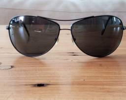 Óculos escuros Ray Ban originais pretos usados em perfeito estado