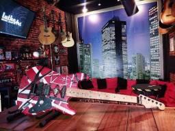 Título do anúncio: Guitarra Evh Van Halen Frankenstrat Gotoh Emg