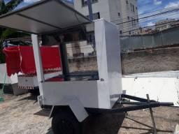 Vendo carreta trailer