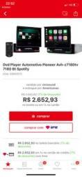 DVD pionner AVH 7180 TV e spotify