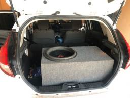 Subwoofer 1000rms DD completo