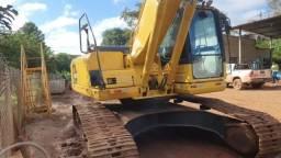 Escavadeira Hidráulica Pc240 Komatsu 2013