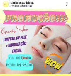 Promoção Beauty Skin!!