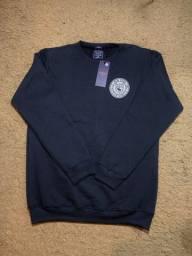 Suéter de Algodão Abercrombie & Fitch Peruano