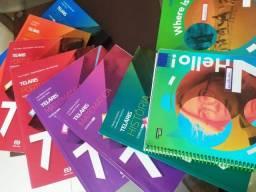 Livros projeto telaris