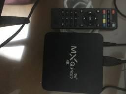 Tv Box MXQ Pro 4k usado