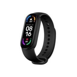 Xiaomi Smartband Mi Band 6 - Lançamento 2021 versão global (com brinde)