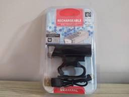 Faarol Para Bike Recarregável RaypalL RPL-2255