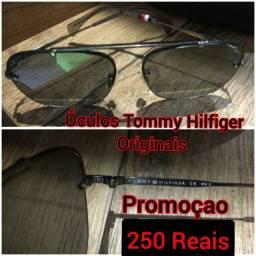 Óculos Tommy Hilfiger originais 200 Reais Botas Cano longo Novas numero 39