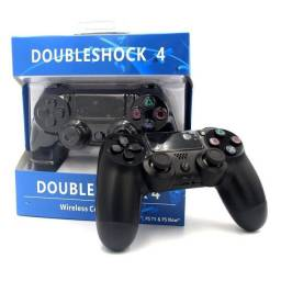 Controle wireless Touchpad Double Shock 4 para PS4<br>