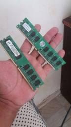 Processador e memorias ddr2