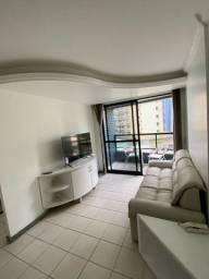 Alugo apartamento de 1 quarto mobiliado em boa viagem no edf portal dos mares R$2.300