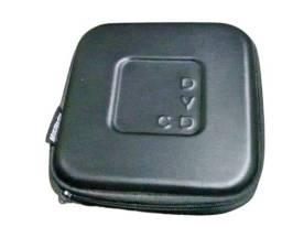 Porta CD e DVD Multilaser Para 24 CDS
