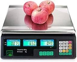 Balança digital 40 kg,