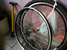 Bicicleta guadro de alumínio da gt