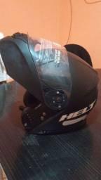Vendo capacete helt transforme côr=preto fosco