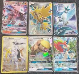 Pacote Cartas Pokemon Originais-leia descrição