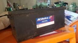 Bateria acdelco em boas condições