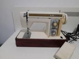 Maquina de costura motorizada zig zag