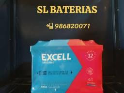 Bateria de carro Excell 50Ah