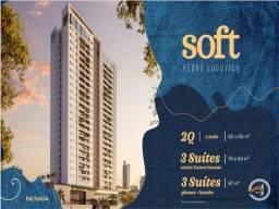 Apartamento à venda com 2 dormitórios em Setor pedro ludovico, Goiânia cod:5092