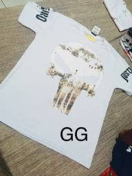 Camisas 25 cada todas TAM gg