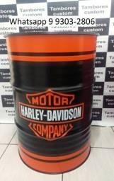 Tambor Harley Davidson