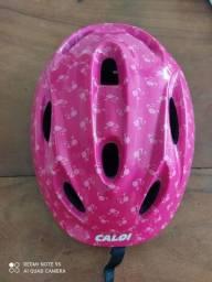 Capacete para ciclista infantil