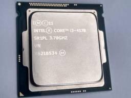 Processador Intel Core I3-4170 (4 Geração)