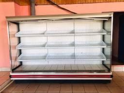 Balcão refrigerado / resfriador