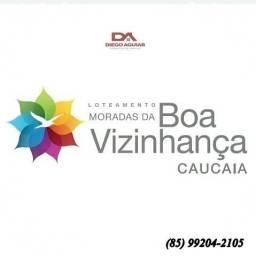 Título do anúncio: Loteamento Moradas Da Boa Vizinhança Na Caucaia - Corre Aqui! %$#@