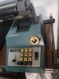 Calculadora antiga Olivetti