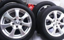 Jogo rodas 16 Civic EXR