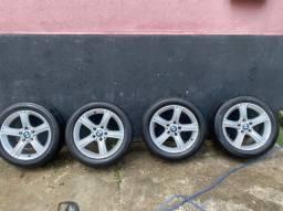 Rodas 17 BMW 5 furos