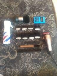Material de barbeiro