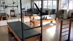 Estudio de pilates completo