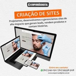 Título do anúncio: Desenvolvimento de Sites - Landing Page - Loja Virtual