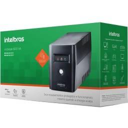 Nobreak Intelbras Xnb 600va 110v  4 Tomadas Xbox Drv Camera Computador - Loja Natan Abreu