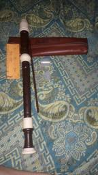flauta doce contralto aulos 709bw