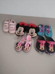 Vendo sapato infantil feminino