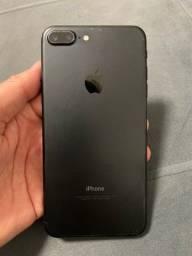 iPhone 7 Plus 256gb preto