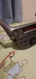 Rádio do Honda FIT EX 2014