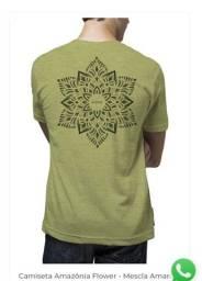 Camisetas  use Amazônia