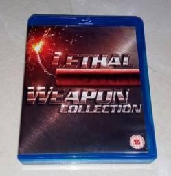 Box Blu ray Maquina Mortifera ( Importado)