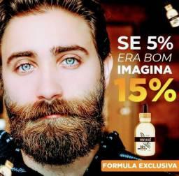 Vendemos minoxidil pra crescimento de barba
