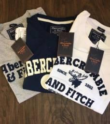 Camisetas Abercrombie & Fitch
